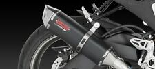Vance Hines Exhaust Black CS1 Stainless Slip on Suzuki Gsxr 600 750 08-09 42503