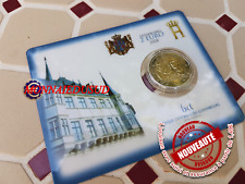 2 Euro CC Coincard BU Luxembourg 2018 - Grand Duc Guillaume