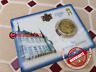 2 Euro CC Coincard BU Luxembourg 2018 - Grand Duc Guillaume