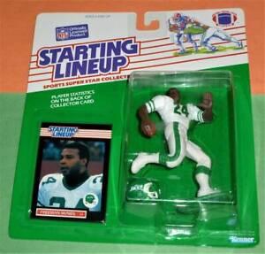 1989 FREEMAN MCNEIL New York Jets NM #24 *FREE_s/h* Starting Lineup