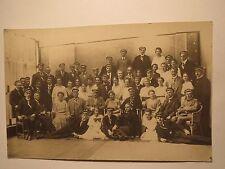 Breslau - Gruppe Studenten in Couleur & Frauen - Corps ? - Foto / Studentika