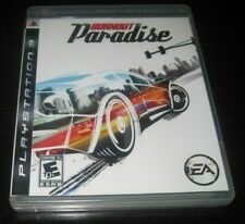 Playstation 3 PS3 Burnout Paradise Video Game EA 2008