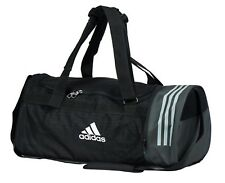 Adidas CVRT 3S Training Medium Duffle Bags Black Running Cross Bag Sacks CG1533
