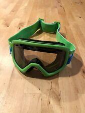 Giro youth goggles, green
