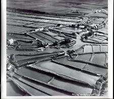 région de Marennes. Charente-Maritime. photo aérienne des années 50 .24 X 24 cm