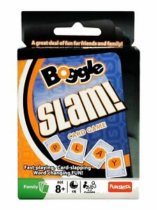Funskool Boggle Slam Kids / Family Card Game - Free Delivery Worldwide