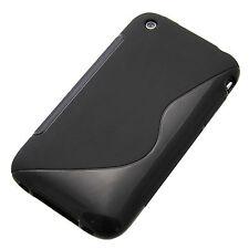 Silikon TPU Case S-Line Tasche Hülle für Apple iPhone 3G 3GS