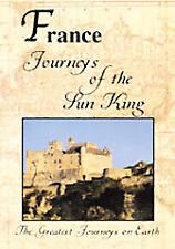GREATEST JOURNEYS ON EARTH - FRANCE: JOURNEYS OF THE SUN KING (NEW DVD)