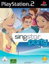 Singstar Party (Sony PlayStation 2) PS2