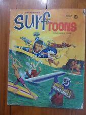 SURFTOONS PETERSON'S NOVEMBER  1966 SURFING SURF MAGAZINE