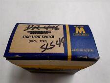 58-59-60 PONTIAC (US) STOPLIGHT SWITCH SLS-64 DR-496 FINE NEW OLD STOCK