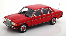 1:18 Norev Mercedes 200 W123 Saloon 1982 red