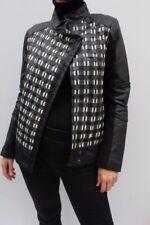 Manteaux et vestes en cuir pour femme taille 34
