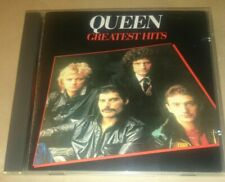 Queen : Greatest Hits CD RARE ORIGINAL PRE BARCODE disc Made in Japan Best Of