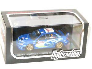1/43 Subaru Impreza S12 WRC`06  Rally Japan 2006 #5 P.Solberg / P.Mills
