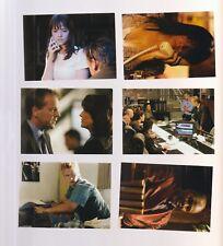 Lot of 6 24 TV Show trading cards Comic Images Twentieth Century Fox