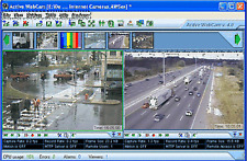 Profi-Software zur Aufzeichnung von Überwachungskameras