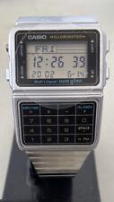 -Casio DBC611-1D Data Bank Watch Brand New & 100% Authentic