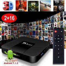 2018 Android 7.1.2 Smart TV BOX TX3MINI S905W Quad core HDMI 4K Movie 2G+16G 3D