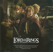 Howard Shore – The Lord Of The Rings: The Fellowship Of The Ring (CD 2001)
