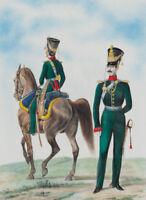 "perfect 24x36 oil painting handpainted on canvas"" cavalryman""@6346"