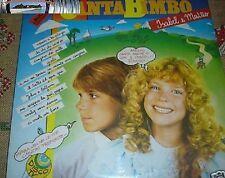 Isabel e Matteo - Canta Bimbo - Doppio LP  NUOVO