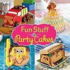 Fun Stuff Party Cakes .. Editors of Favorite Brand Name Recipes; Editors of Pub