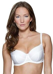 CHARNOS EVERYDAY SUPERFIT  FULL CUP BRA WHITE  30-32-34-36-38  BNWT