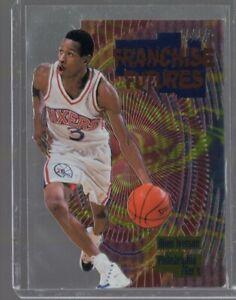 1997-98 Fleer Die Cut Franchise Futures Allen Iverson #7