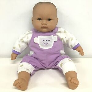 Life Sized Berenguer Baby Vinyl Doll with Soft Body #454