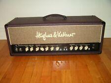 Hughes & Kettner Statesman STM Dual EL34 50 Watt Tube Guitar Amplifier Head