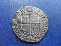 Elizabeth I silver Shilling 1592-95 Bust 6B