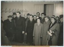 Le retour des français expulsés de Pologne. 1950.