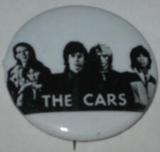 1980's The Cars Tour Photo Pin 1.25""