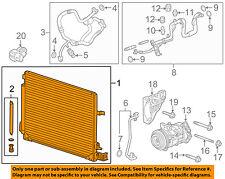 GM OEM A/C AC Condenser, Compressor Line-Condenser 23455461