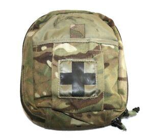britische Armee UK Taschen MTP camo Molle Taschen gebraucht 5er Pack