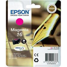 Cartuchos de tinta magenta Epson para impresora Epson