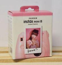 Fujifilm Instax Mini 8 Pink Sofortbildkamera, Kamera, Pink, Sofortbilder