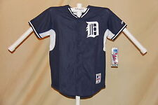 "DETROIT TIGERS  Authentic Majestic ""Cool Base"" JERSEY Youth Large NWT $50 retail"