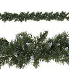 Couronnes, guirlandes et plantes de Noël Pms pour la maison