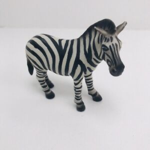 SCHLEICH Zebra 1998 RETIRED Wild Animal African