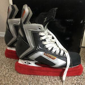 Easton SE6 Mens Ice Skates Razor Bladz Size 9.5D