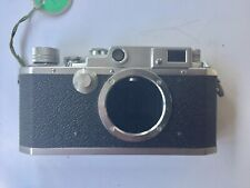 Canon Rangefinder Iii A 35mm film camera vintage