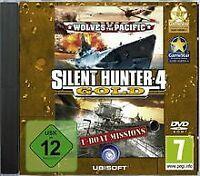 Silent Hunter 4 Gold [Software Pyramide] de ak tronic | Jeu vidéo | état bon