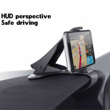 Clamp Clip Mobile Phone Holder for in Car Universal Stand Cradle Mount iPhone
