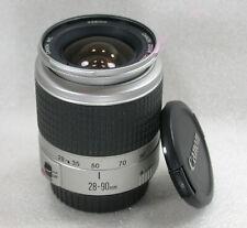 Canon EF 28-90mm F4-5.6 Autofocus Zoom Lens No. 5901938