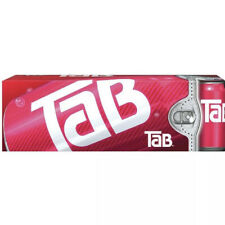 One 12 PACK Of Tab Soda Cola Brand New Unopened Discontinued SOLD OUT HOT🔥🔥📈