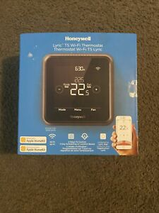 New Open Box Honeywell Lyric T5 Wi-Fi Smart Thermostat Works With Apple Home Kit