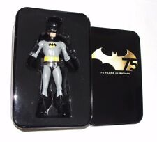 Batman 75th Anniversary Super Friends Batman Figure in Collectable Tin New