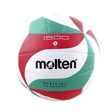 Molten V5M1500, Pallone da Pallavolo Unisex Adulto, (h4q)